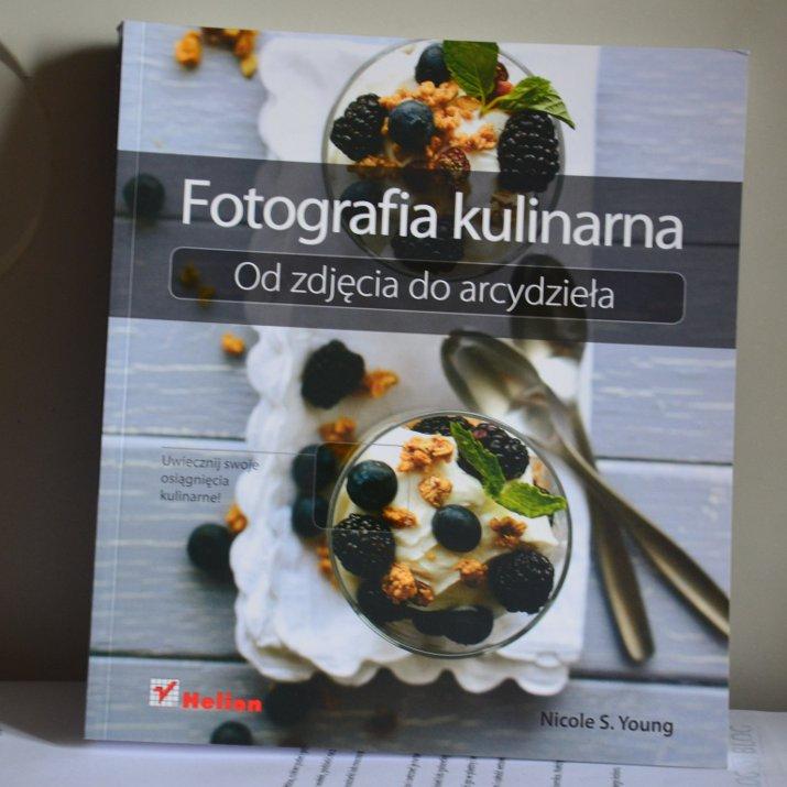 Fotografia kulinarna okładka