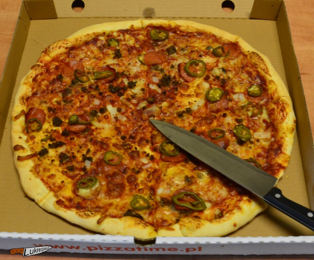 Pizzatime pizza amerykańska