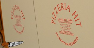 Pizzernia hit pudelko