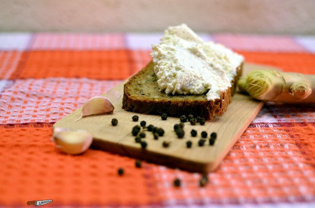 Kanapka z serem imbirowym tapeta