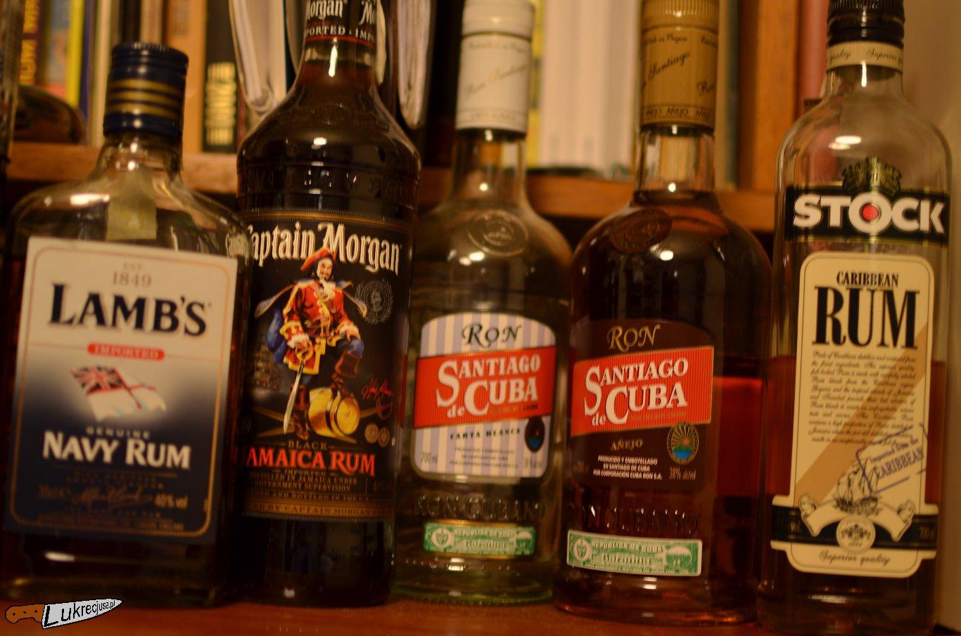 Rum stan kolekcji na dziś