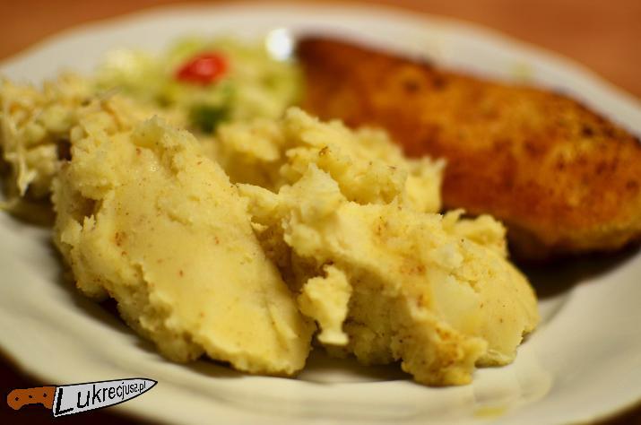 Ziemniaki z musztardą