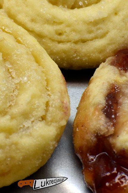 ciasteczka półkruche z imbirem
