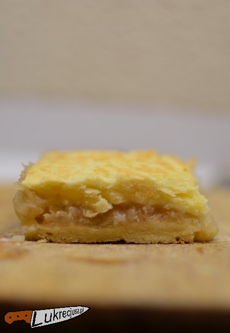 Ciasto szarlotka