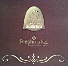 żabka logo z zaproszenia