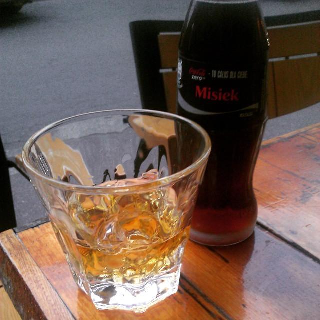 Wspominam kiedy tu się poznałem z cpt. #Morgan #singer #kraków #rum tylko dlaczego #barman tyle przebierał w #cocacola