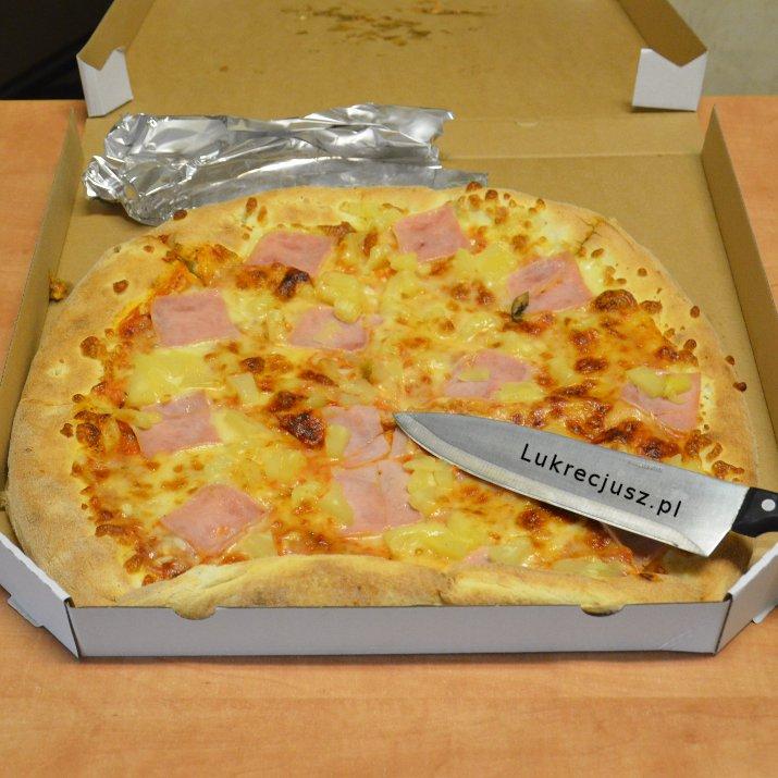 Pizza Da Grasso havai