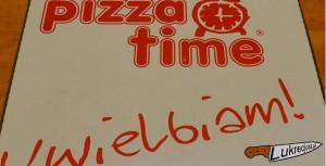 Pizzatime pudelko