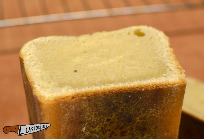 ciasto zakalec