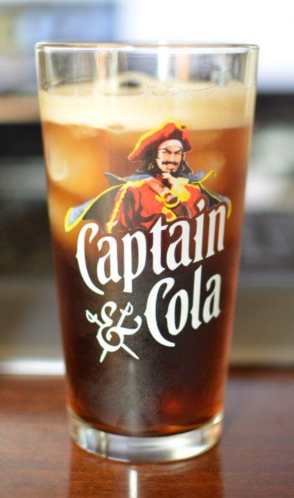 cuba libre drink z rumu