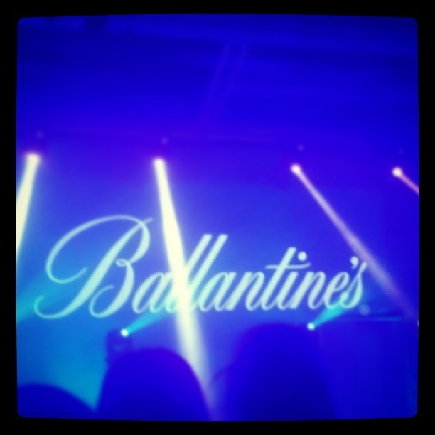 ballantine`s party drink